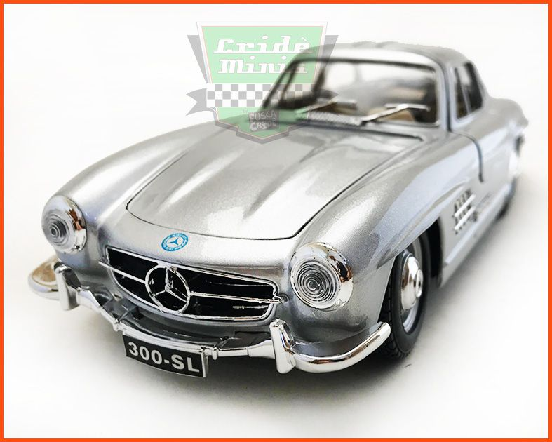 Mercedes Benz 300 SL 1954 - escala 1/24