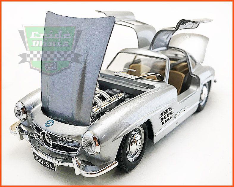Mercedes Benz 300 SL 1954 - escala 1/24