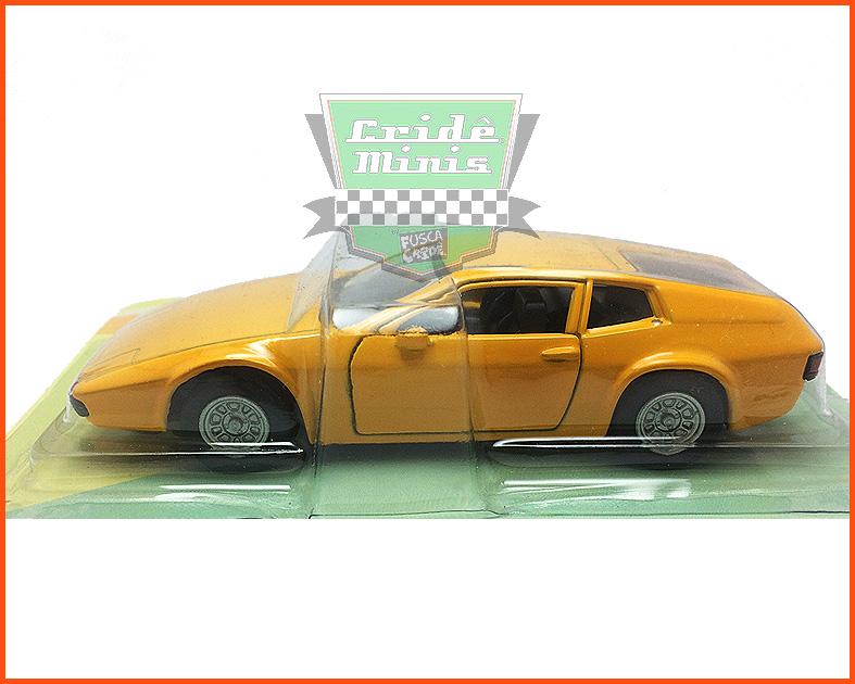 Miura Sport 1977 - Carros Nacionais - escala 1/43