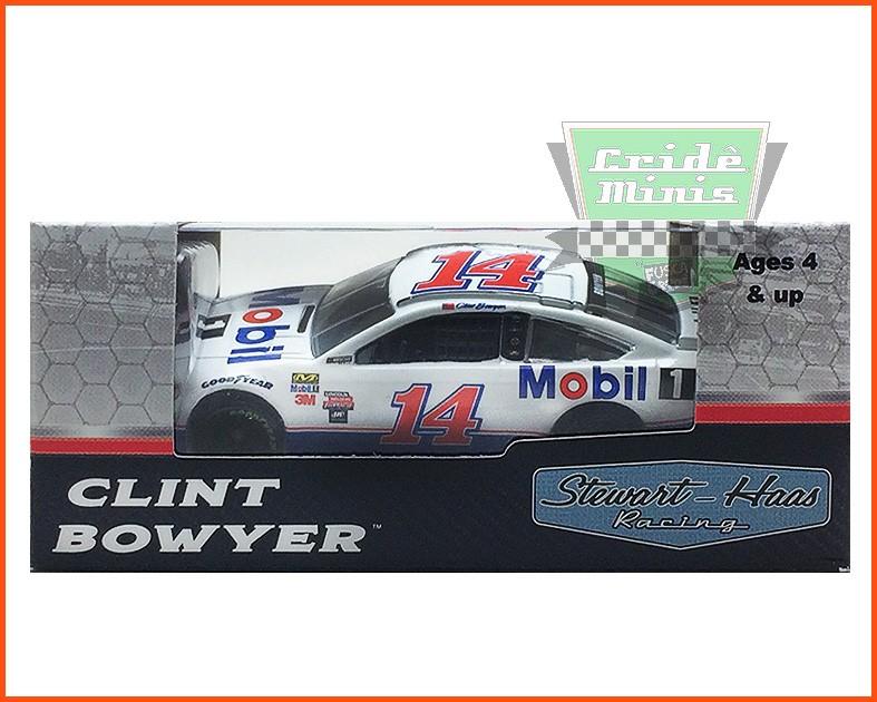 Nascar Chevrolet SS 2017 Clint Bower #14 - MOBIL1 - escala 1/64