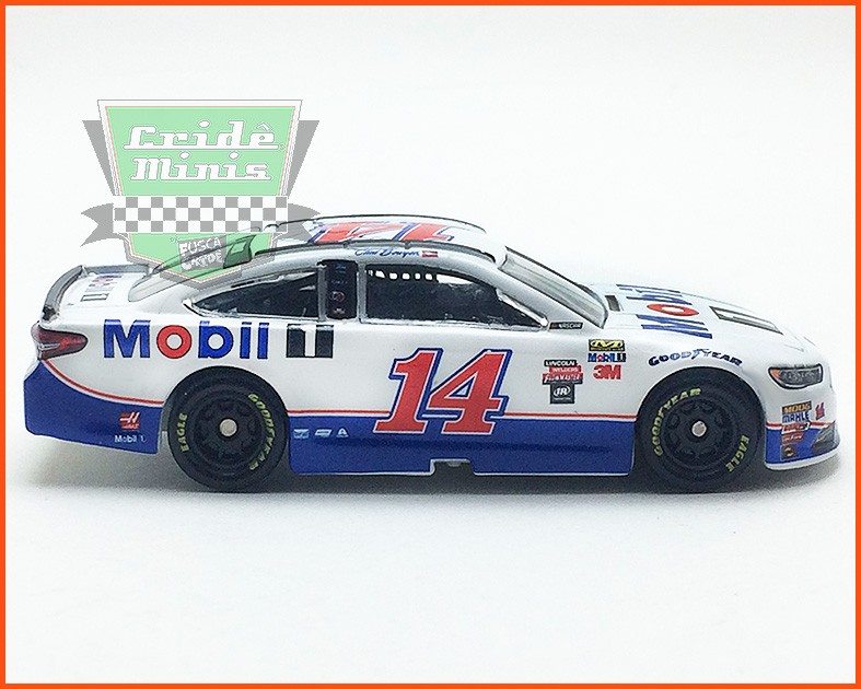 Nascar Chevrolet SS 2017 Clint Bower #14 - MOBIL1 - escala 1/64