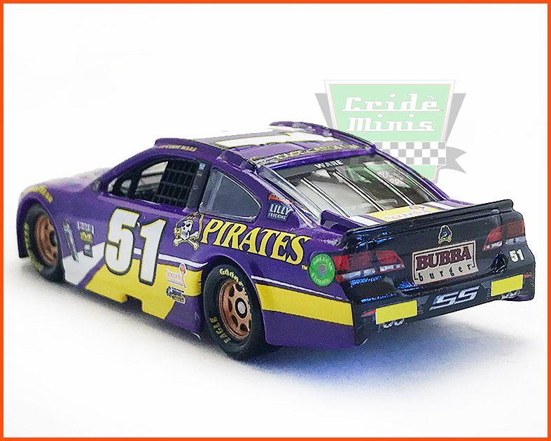 Nascar Chevrolet SS 2017 Cody Ware #51 PIRATES - escala 1/64