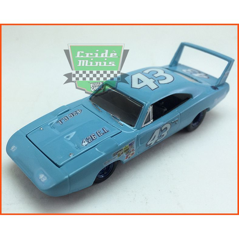 Nascar Dodge Charger Daytona 1969 Richard Petty #43