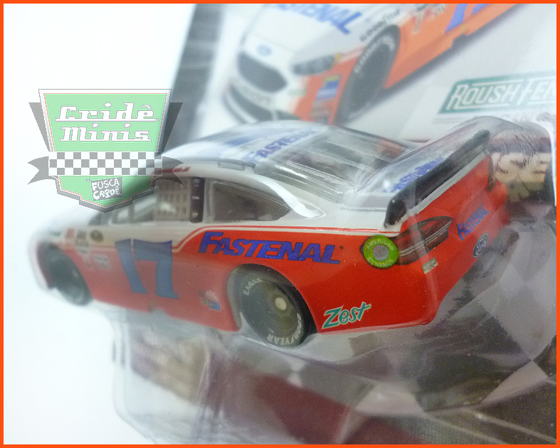 Nascar Ford Fusion 2016 Rick Stenhouse Jr. #17 FASTENAL escala 1/64