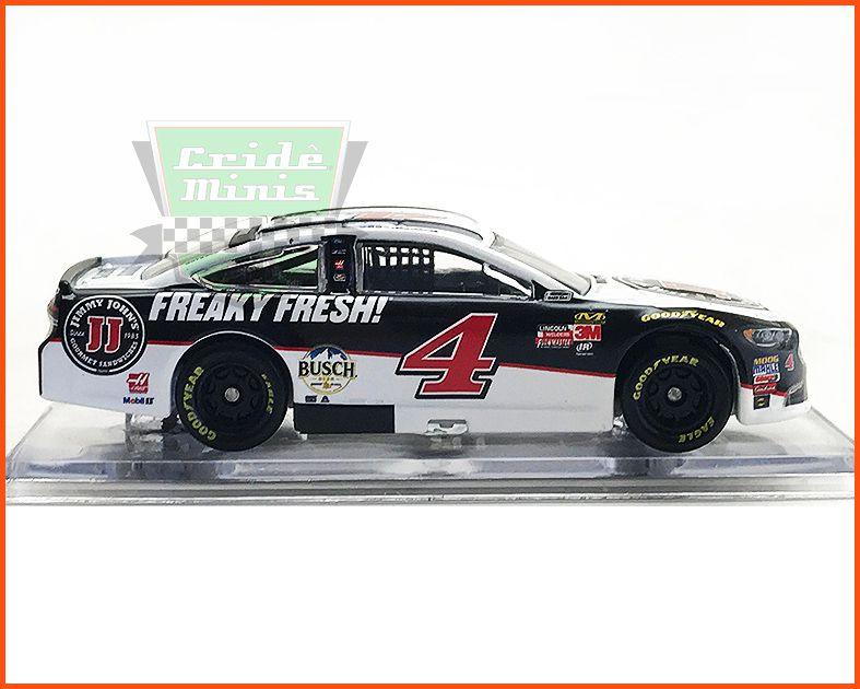 Nascar Ford Fusion 2018 Kevin Harvick #4 JJ - escala 1/64