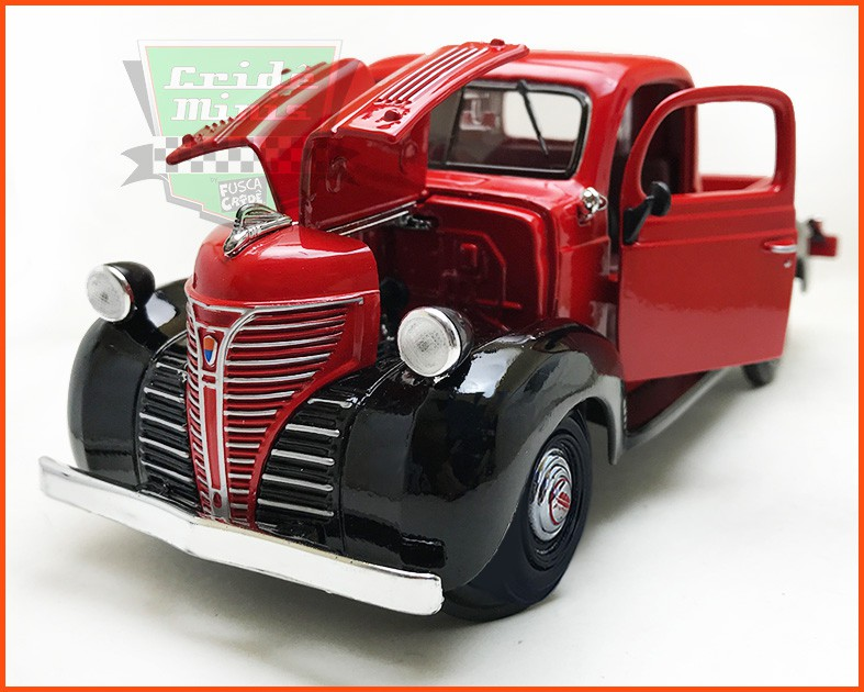Plymouth Truck 1941- escala 1/24