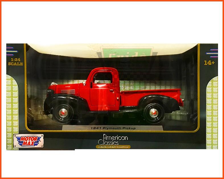 Plymouth Truck 1941- escala 1/24