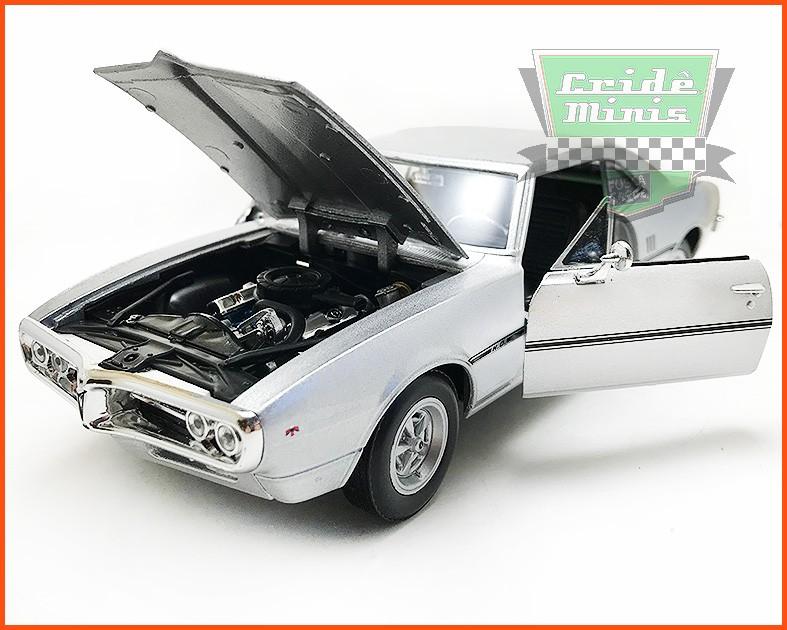Pontiac Firebird 1967 - escala 1/24