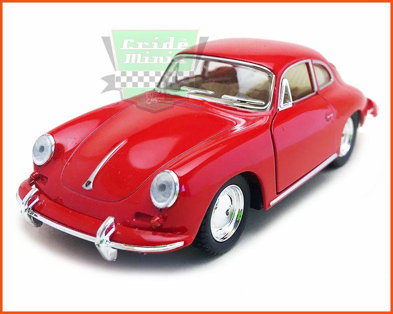 Porsche Carrera 356 - escala 1/32
