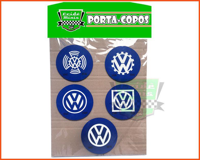 Porta Copos VW artesanal