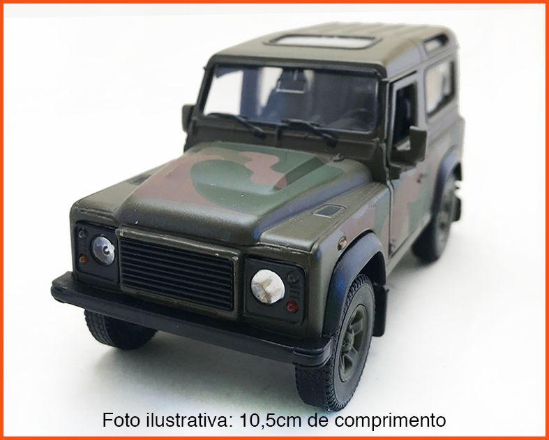 Range Rover Exército - escala 1/32
