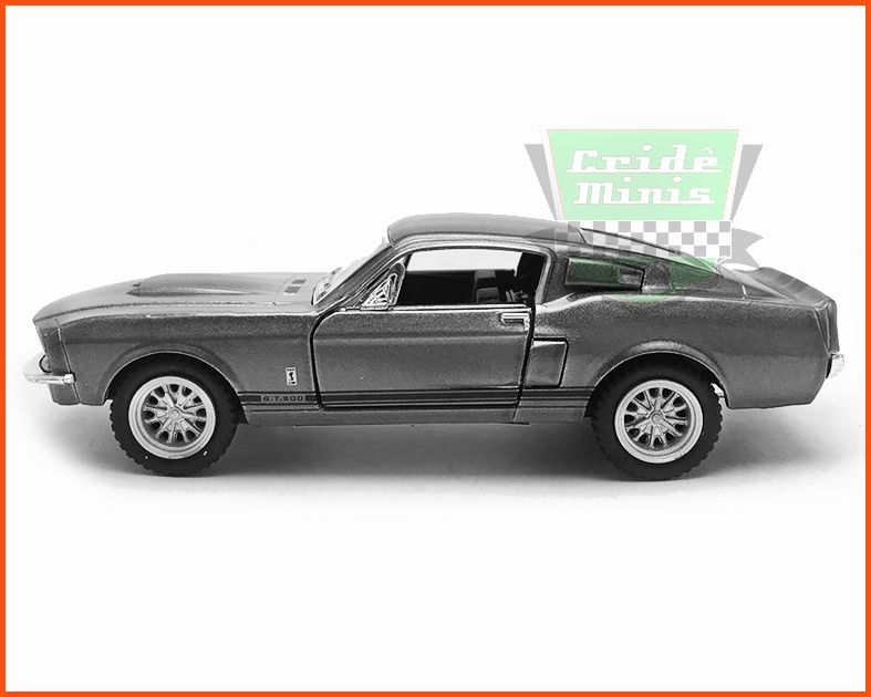 Shelby GT500 1967 - escala 1/38
