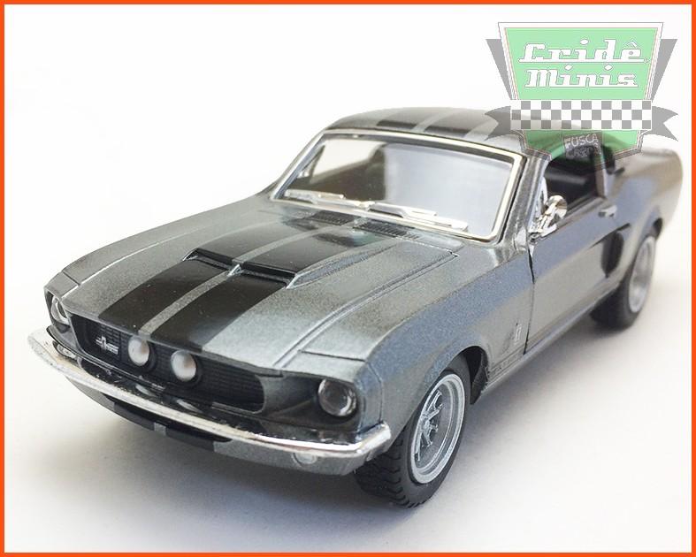 Shelby GT 500 1967  - escala 1/38