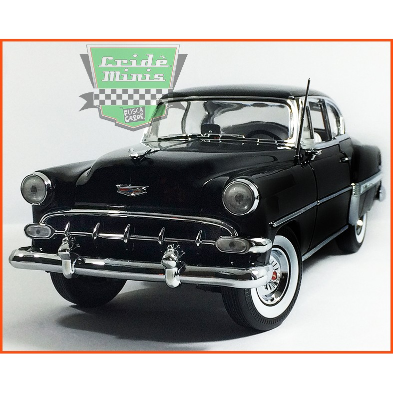 Sun Star - Chevrolet Bel-Air 1954 - Escala 1/18