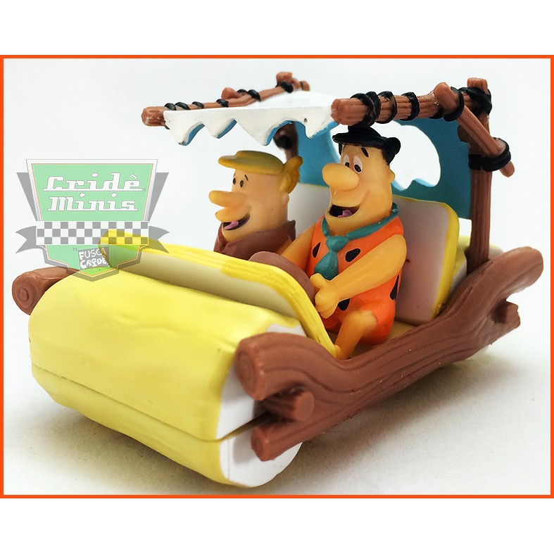 The Flintstones - Flintmobile - escala 1/50