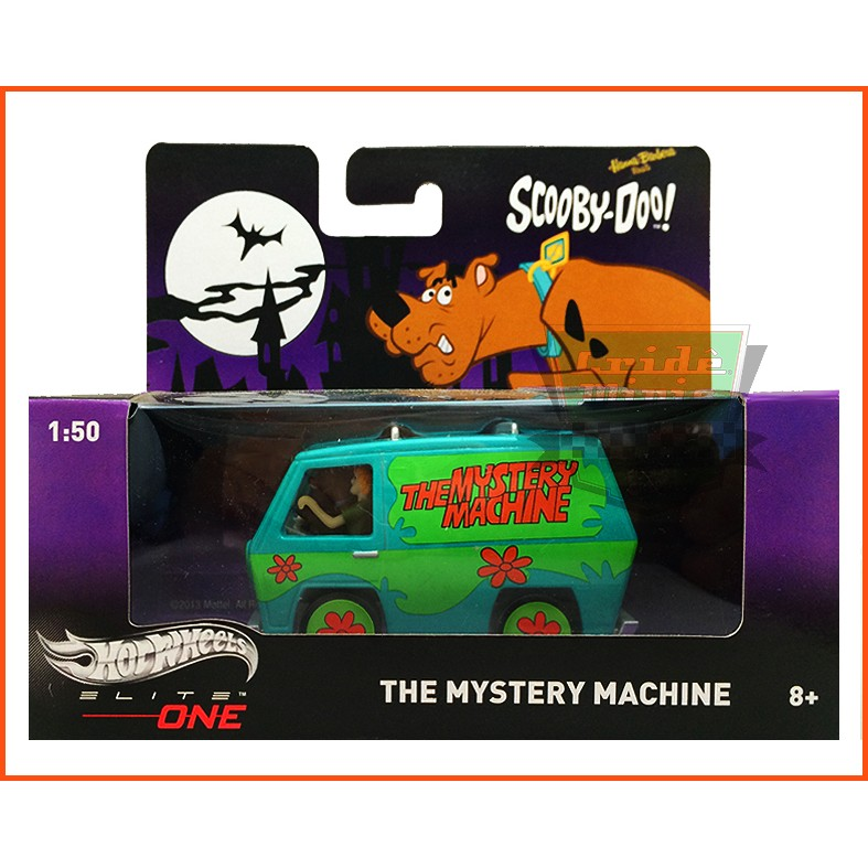 The Mystery Machine - Scooby-Doo - escala 1/50