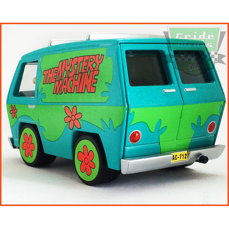 The Mystery Machine - Scooby-Doo - escala 1/50
