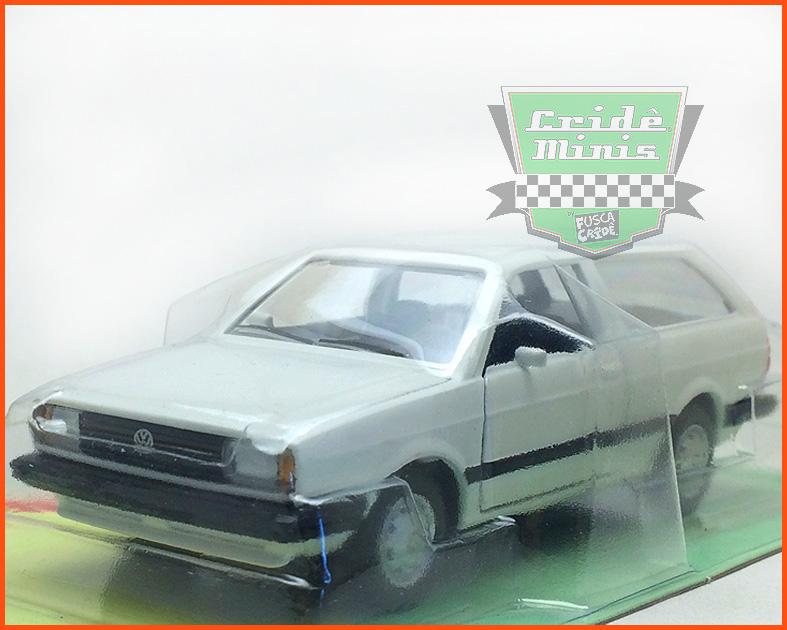 VW Parati 1983 - Carros Nacionais - escala 1/43