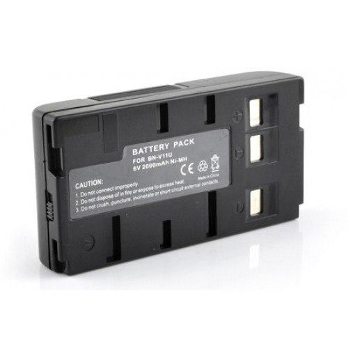 Bateria 6v Para Filmadora Jvc Bn-v10 Bn-v11 Bn-v20 Bn-v22  - ENERGIA DIGITAL