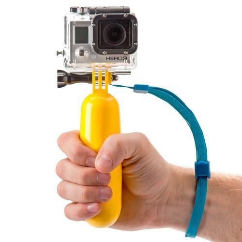 Bastão Boia Flutuante Flutuador Camera Filmadora Gopro Hero3  - ENERGIA DIGITAL