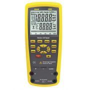 Medidor Lcr Profissional Capacimetro Indutancia Hx-120 Hikari