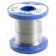 Estanho Ferro Solda Best 189 Msx10 60x40 125g Azul Fluxo Rolo