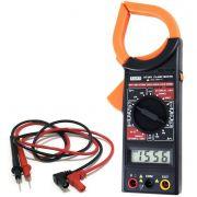 Alicate Amperímetro Digital DT 266 LeeTools 673129