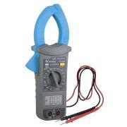 Alicate Amperímetro ET-3200B 1000 AC Garra Iluminada Minipa