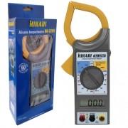 Alicate Amperimetro Digital Ha-3200 Hikari