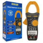 Alicate Amperímetro Digital Profissional Ha-3610 Hikari