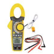 Alicate Amperímetro Digital Profissional Ha-3700 Hikari