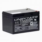 Bateria Selada Unipower VRLA 12V 12Ah UP12120