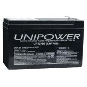 Bateria Selada Unipower VRLA 12V 7Ah UP1270E