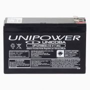 Bateria Selada Unipower VRLA 12V 7Ah UP1270SEG