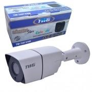 Camera Bullet Star Plastico 4x1 2mp 1/3 3,6 Mm Colorida Twg