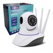 Camera Ip Robo 720p Wi-fi Acesso Via Celular Com Alarme Cam 5702