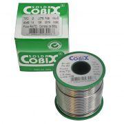 Estanho Solda Fluxo Cobix 500g Verde 40x60 1.5mm