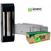 Fechadura Magnética Eletroima M150 Portas Pivotante A2077 Ipec