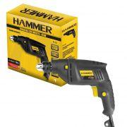 Furadeira Impacto 420w Mandril 3/8 Pol  10MM Fi-10 Hammer 220V