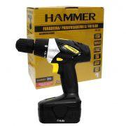 Furadeira e Parafusadeira Sem Fio Bivolt GYPF96 Hammer