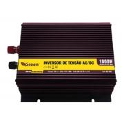 Inversor de Tensão 12v 1000w -127v 002-0007