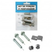 Kit para perfurador com 3 punção e 1 matriz KPC SUETOKU