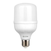Lampada bulbo 30W branco frio ELGIN