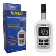 Mini termo higrometro HTH-913