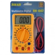 Multímetro Digital Hm-1002 Hikari