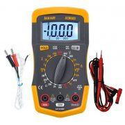 Multimetro Digital Hikari HM-2010  Ac/Dc Diodo Resistencia Temperatura