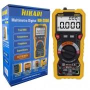 Multimetro Digital Hm-2800 Hikari