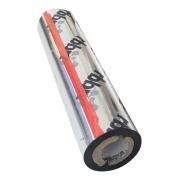 Ribbon De Cera S2b / Reb-06 110x75m Impressora Zebra Argox