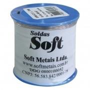 Rolo Carretel Solda 500gr Trifluxo 60 X 40 X 1,00 Mm Soft
