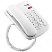 Telefone com fio Elgin TCF 2000 - Branco